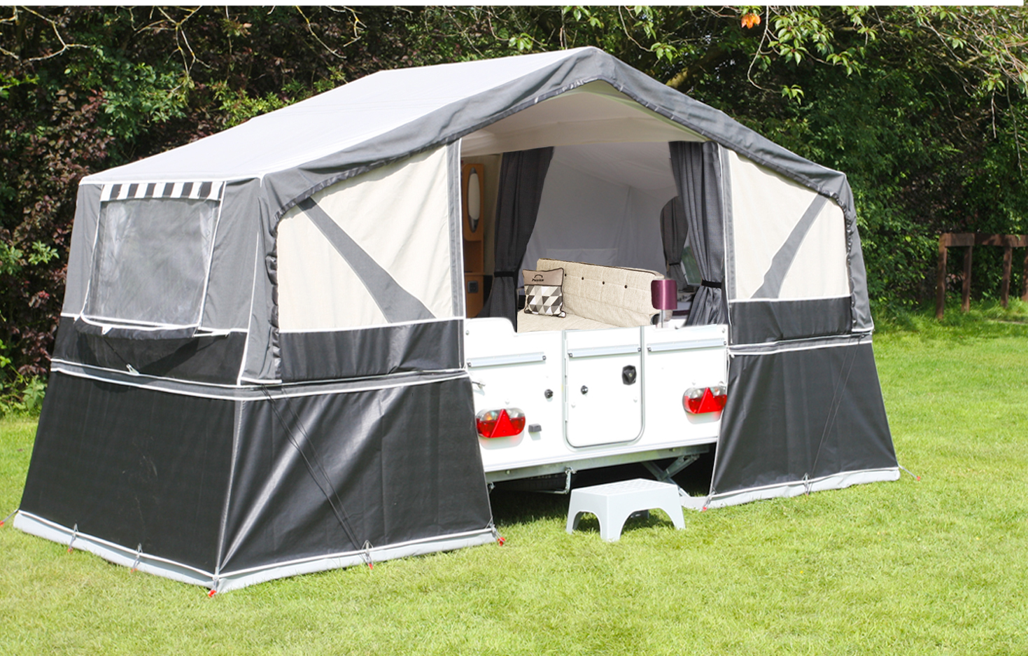 Conway Countryman Folding Camper 2020 Camping