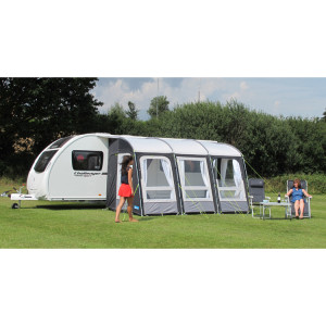 Kampa Fiesta Air Pro 280 Awning 2017 Camping International