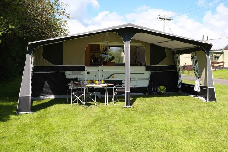 Pennine Pathfinder Folding Camper Camping International