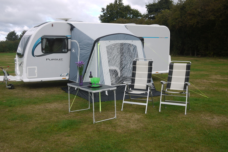 Sunncamp Swift 260 Air Plus Awning 2018 Camping