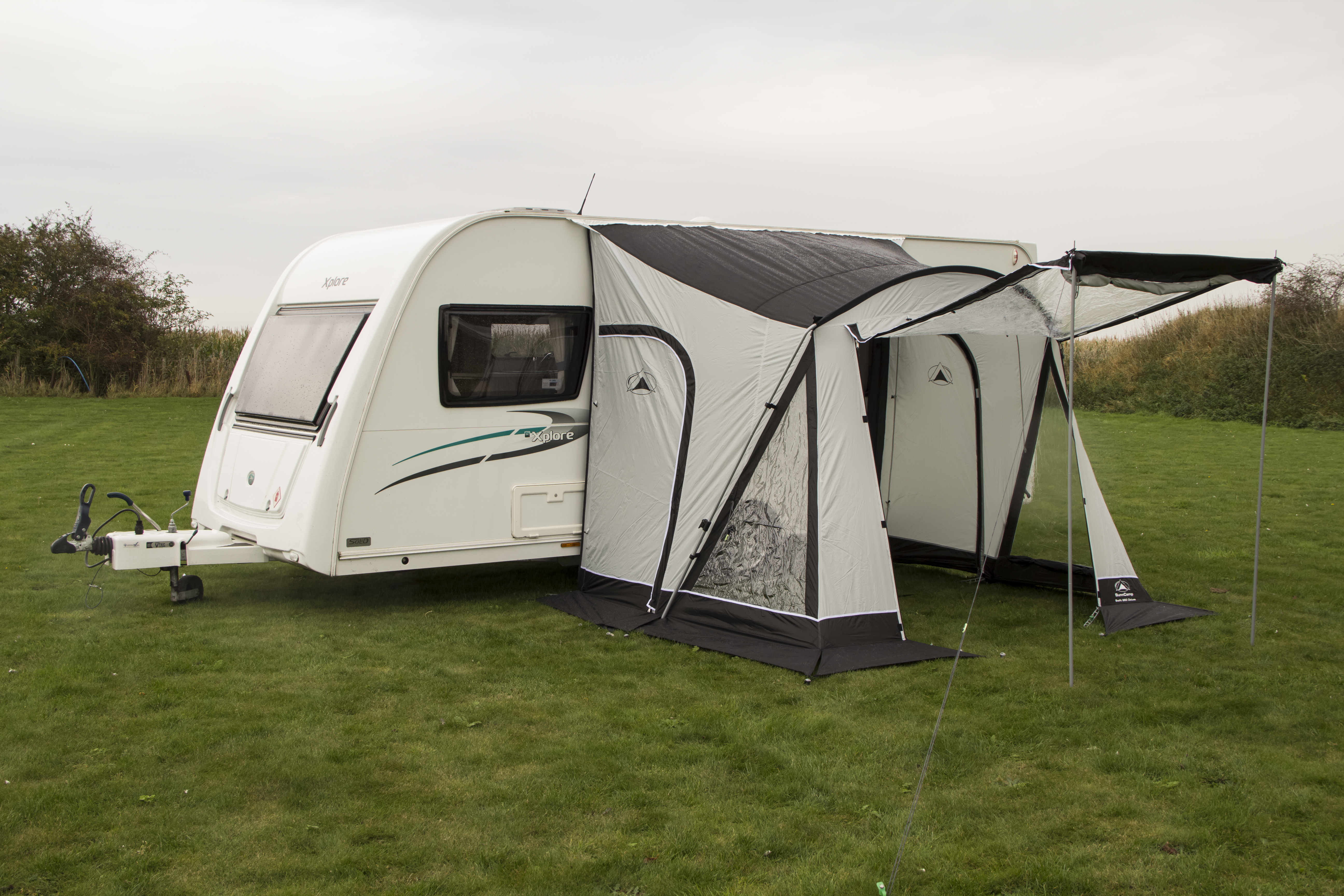 SunnCamp Swift 260 Deluxe Awning 2018