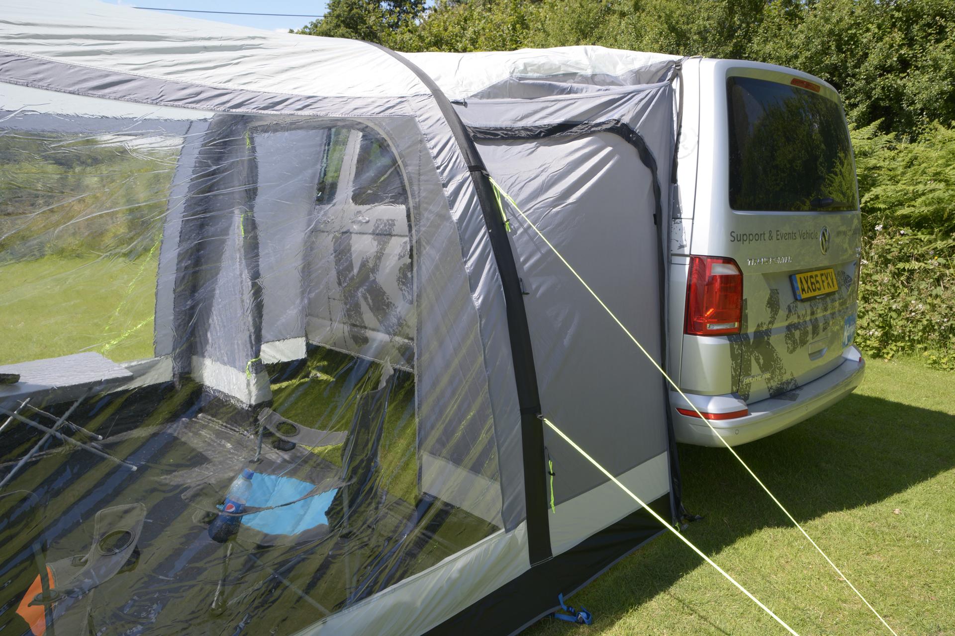 Action Air 2 Berth Inner Tent Kampa Travel Pod Mini