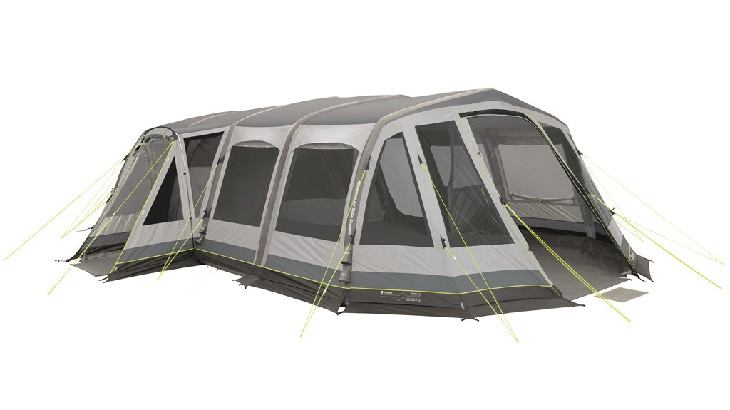 Outwell Vermont 7SA Smart Air Tent u2013 2018  sc 1 st  C&ing International & Outwell Vermont 7SA Smart Air Tent - 2018 - Camping International
