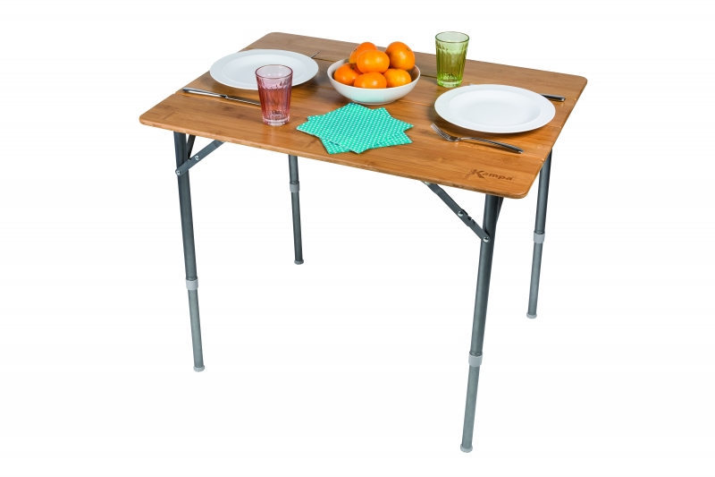 Kampa Bamboo Table Medium
