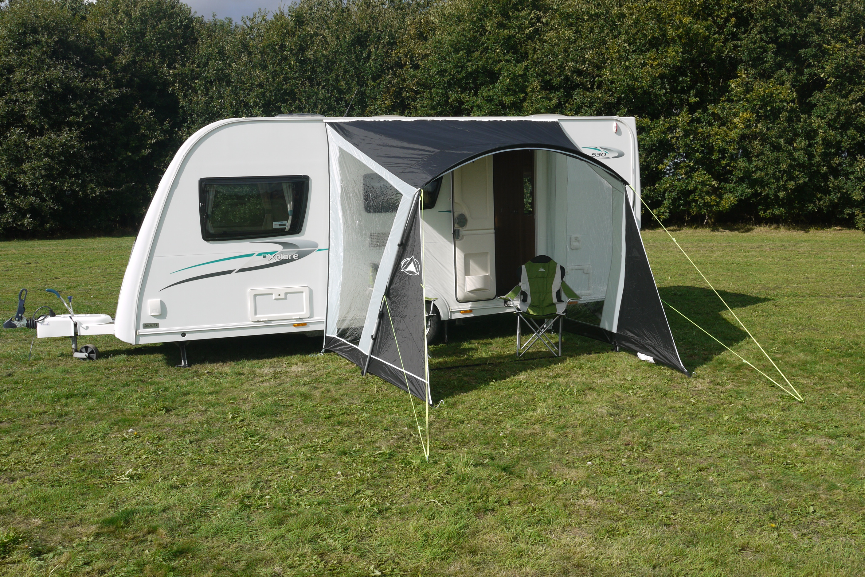 Sunncamp Swift 260 Canopy Camping International