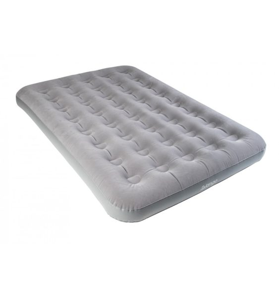 Double Airbed Grey