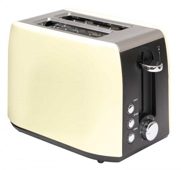 2 Slice Toaster Cream