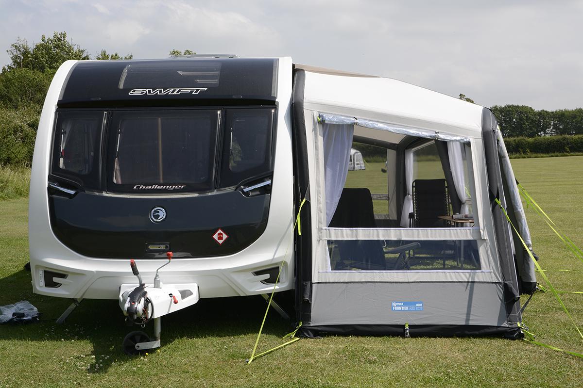 Kampa Frontier Air Pro 300 Awning 2018 Camping
