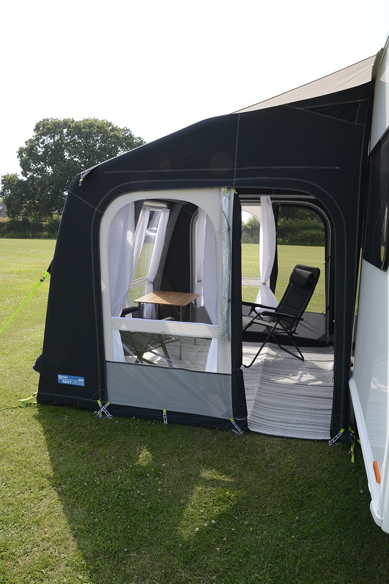 Kampa Rally Air Pro 260 Awning 2019 Camping International