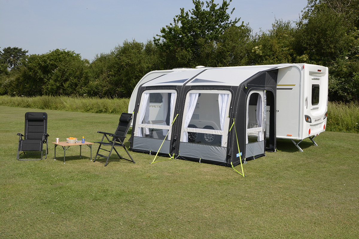 Kampa Rally Air Pro 330 Awning 2019 Camping International