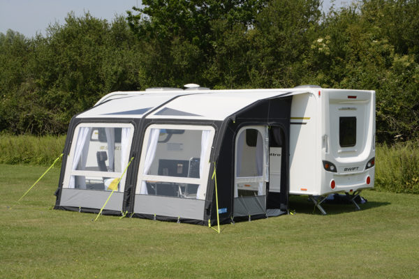 Kampa Rally Air Pro 390 Awning 2019 Camping International