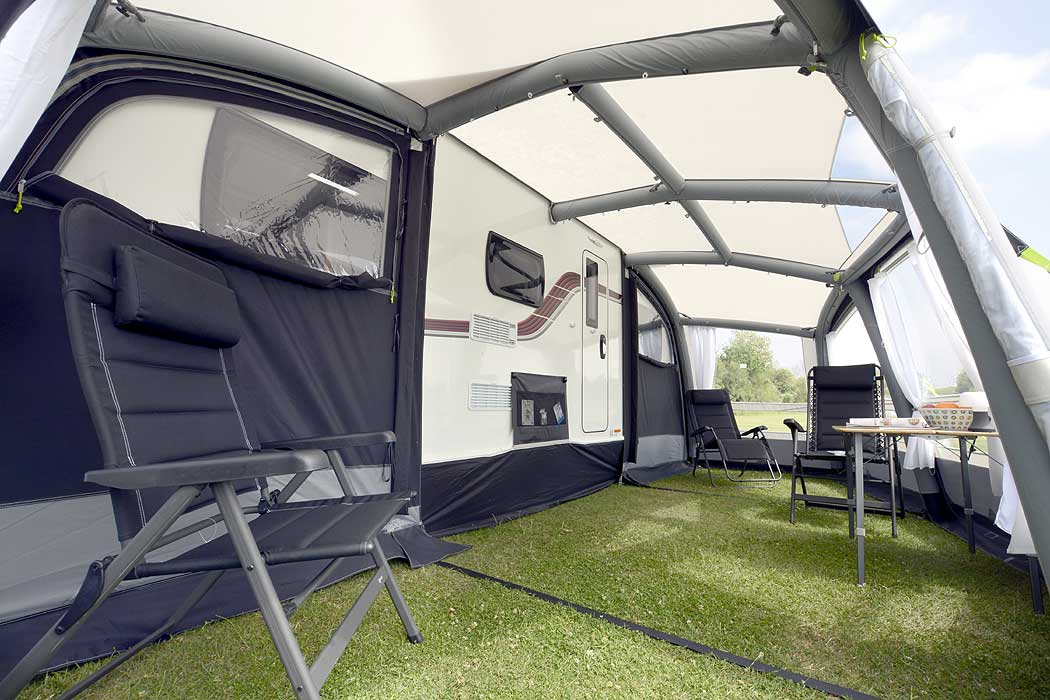 Kampa Frontier Air Pro 400 Awning 2019 Camping