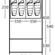 Hayling 4 Floorplan