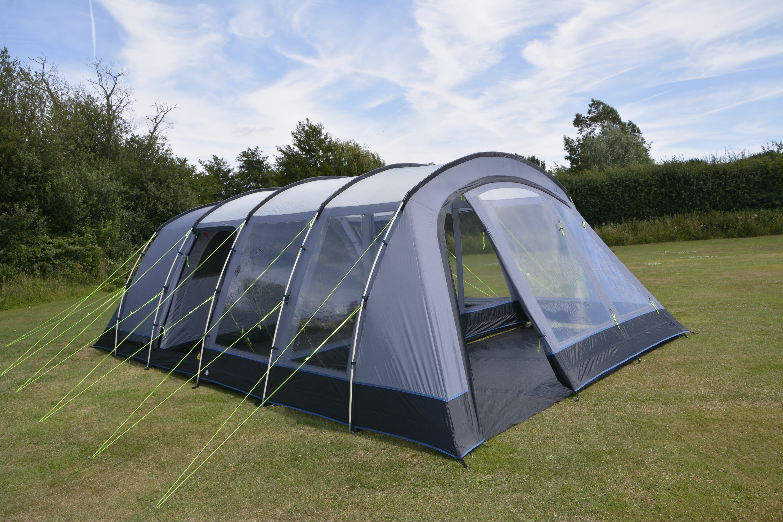 K&a Texel 6 Tent Package u2013 2019 & Kampa Texel 6 Tent Package - 2019 - Camping International