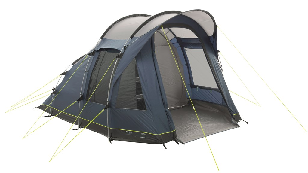 Outwell Woodville 4 Tent Package u2013 2018  sc 1 st  C&ing International & Outwell Woodville 4 Tent Package - 2018 - Camping International
