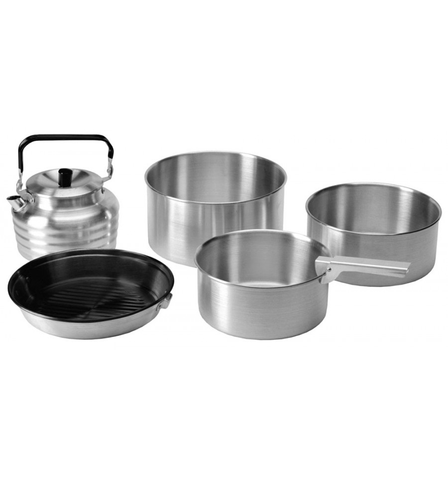 Vango Aluminium Cook Set Camping International