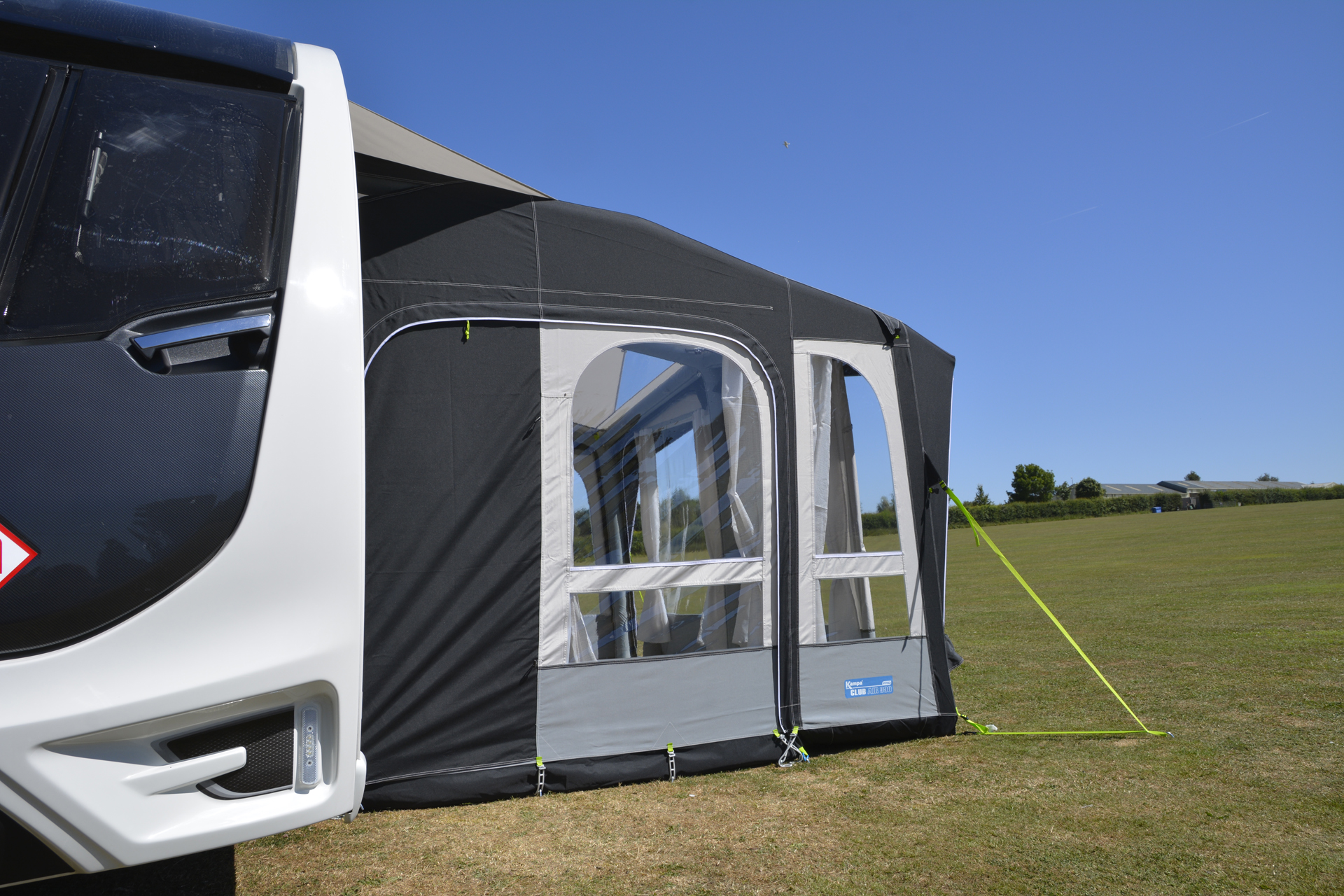 Kampa Club Air Pro 450 Awning 2019 Camping International