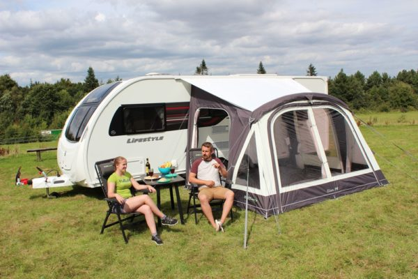Outdoor Revolution Elan 340 Air Awning Inc Sun Canopy