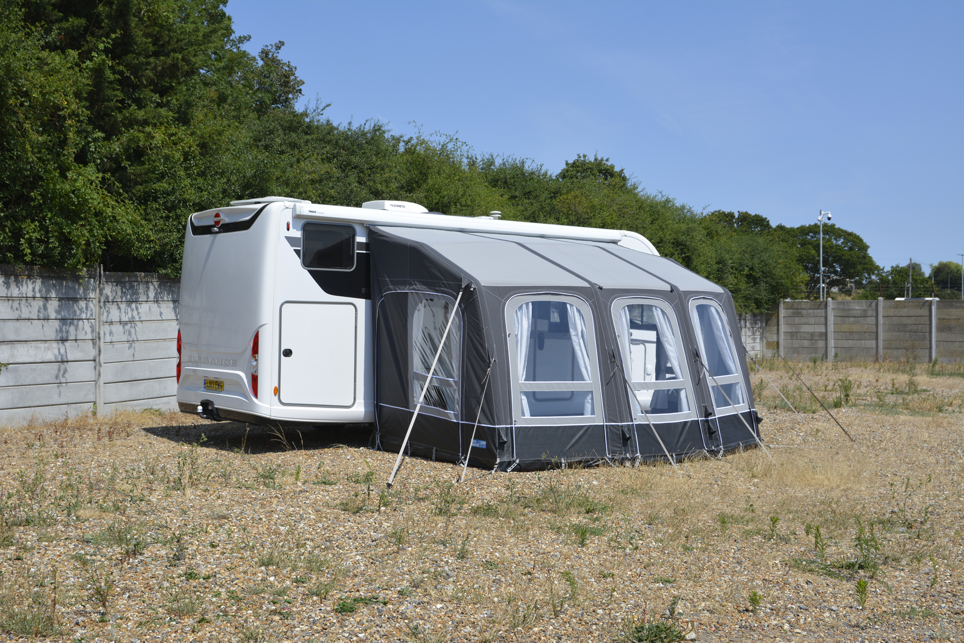 Kampa Motor Ace Air All Season 400 S Motorhome Awning