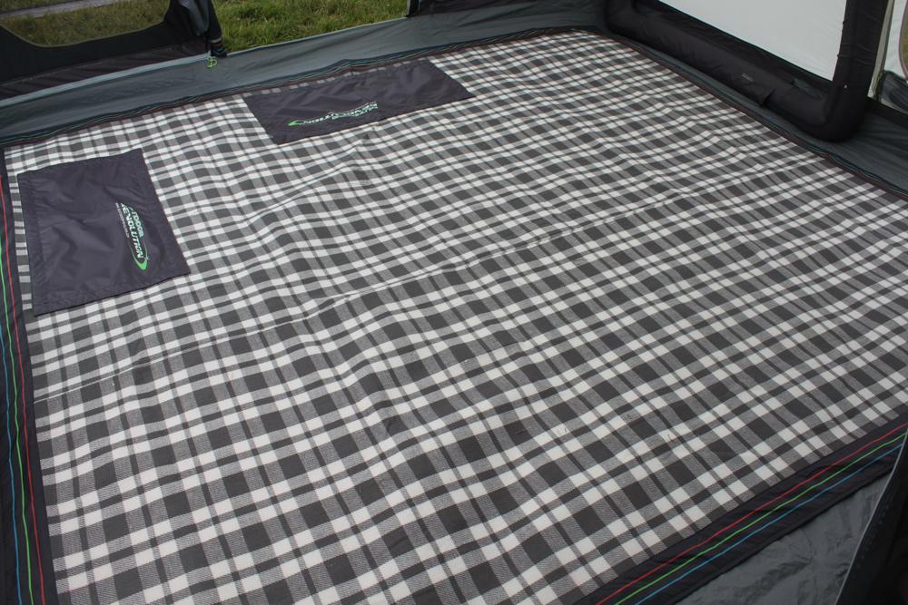 Outdoor Revolution Movelite T2 Snug Rug Carpet Camping