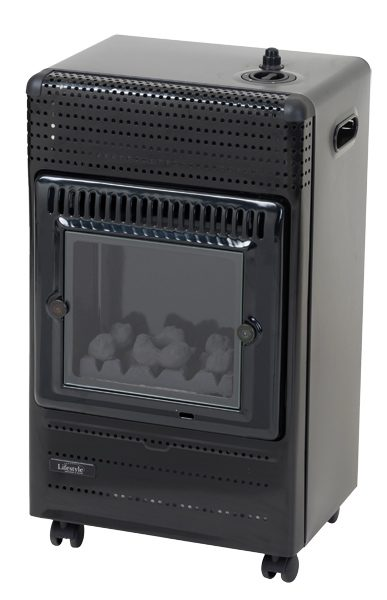 Living Flame Heater