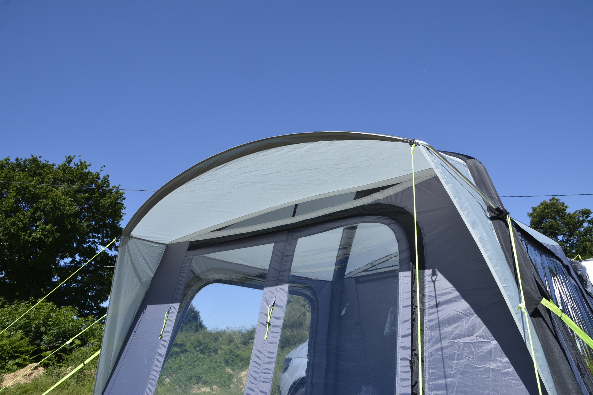 Kampa Travel Pod Cross Air Xl Driveaway Awning 2019