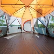 Octagon 8 Inside
