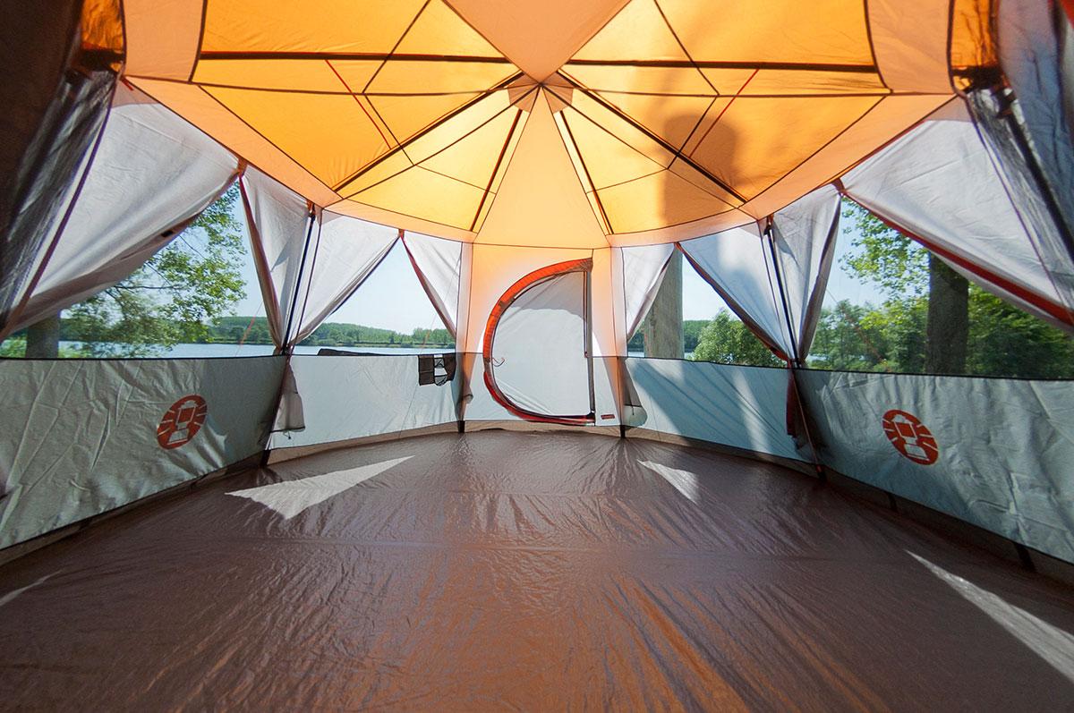 Coleman Cortes Octagon 8 Tent 2020