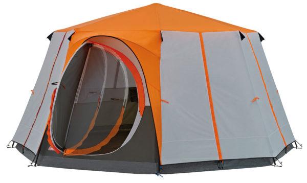 Octagon 8 Orange