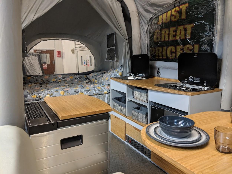 Loan Interest Calculator >> AIR Opus Camper - The Full Monty - Camping International