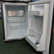 Cabinet Fridge Open