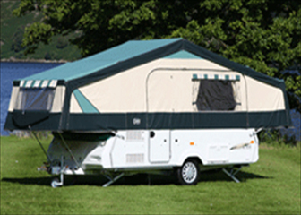 Pre Owned Folding Campers