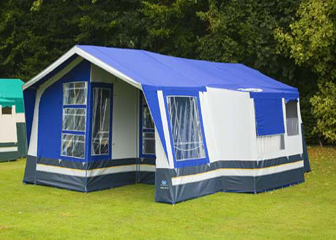 Pre Owned Trailer Tents